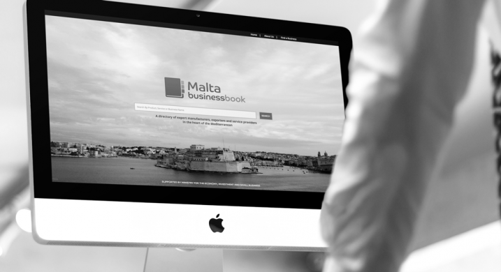 About Malta Business Book